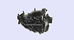 DIFFERENTIAL REAR TRANSMISSION - 2,24 ABS R107 500SL W126 500SEC SEL - Regenerated