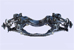 FRONT AXLE BASE | /8 W114, W115, SL R107, C107 REGENERATED