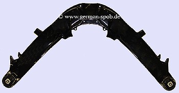 Rear Axle Base  Regenerated Condition Mercedes Benz W116 350 Se Sel Saloon   (Mercedes-Benz: A1163500408)